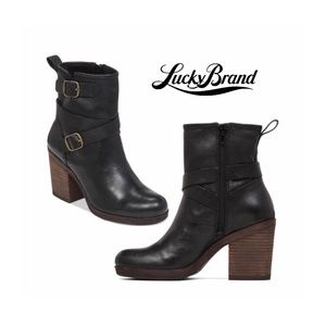 Lucky Brand🍁 Orenzo Ankle Booties